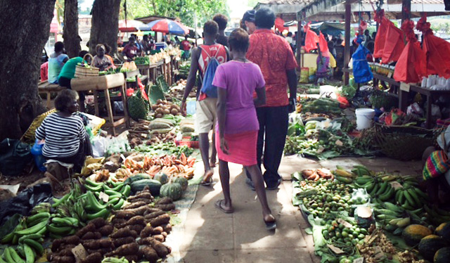 Real change coming for Gizo Market