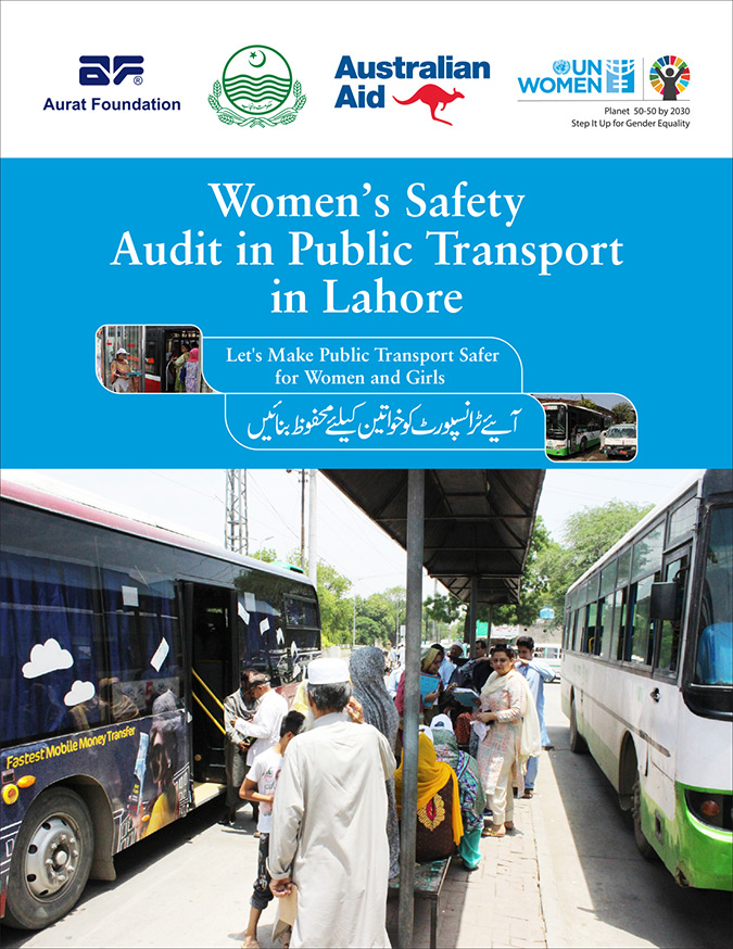 Women's Safety Audit in Public Transport in Lahore