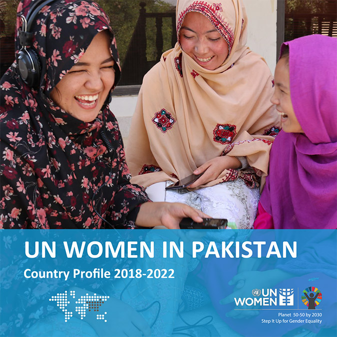 UN Women in Pakistan
