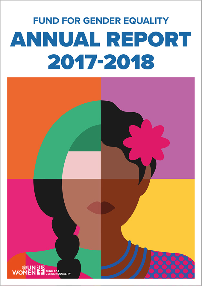 Fund for Gender Equality (FGE) 2017-2018 Annual Report