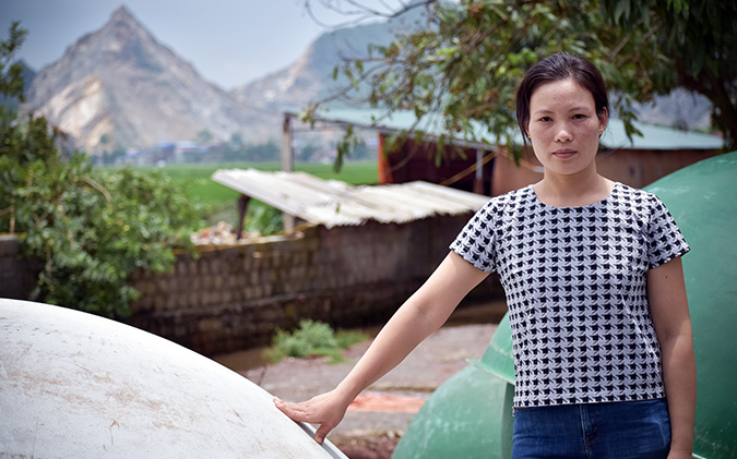 Pig pens power a solution to climate change in Viet Nam