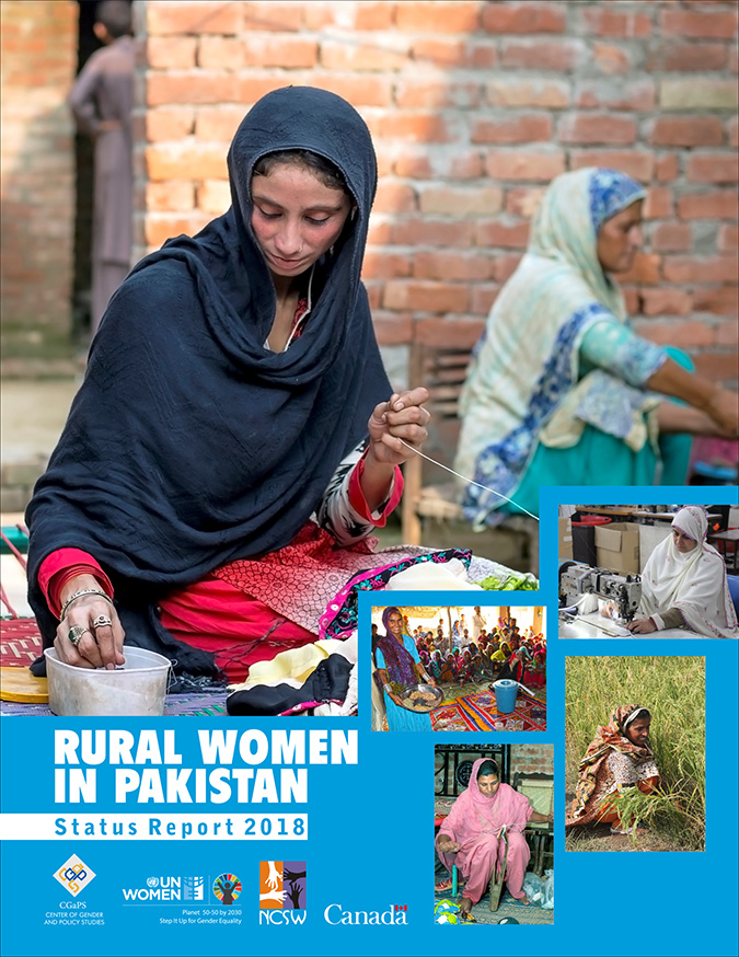 Rural Women in Pakistan Status Report 2018