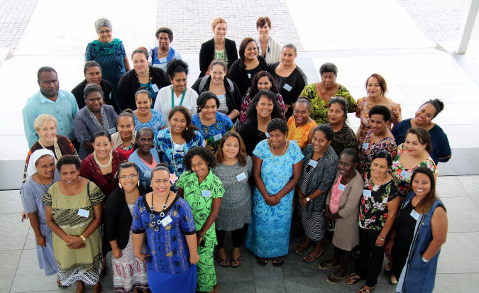 Gender-Based Violence Counselling Course for the Pacific