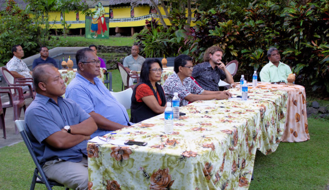 Press release: Emergency Preparedness, Response and Recovery Project for Palau