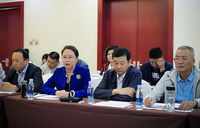 UN Women helps to protect China's rural women from the impacts of climate change