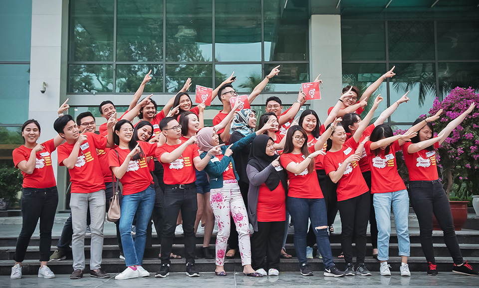 Prior to the dialogue, 24 ASEAN youth attended a 5-day training on gender equality and gender-based violence. Photo: UN Women/Pham Phuong Anh