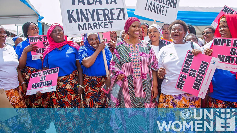 Message from Phumzile Mlambo-Ngcuka, UN Under-Secretary-General and Executive Director of UN Women on the International Day for the Elimination of Violence against Women, 25 November 2018