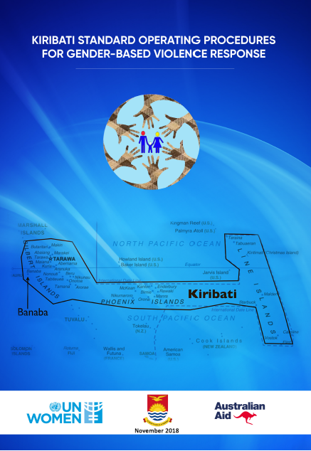 More coordinated services for Kiribati women and girl survivors of violence