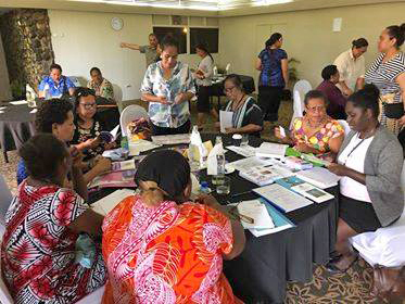 Pacific countries agree to establish a regional working group to address domestic violence