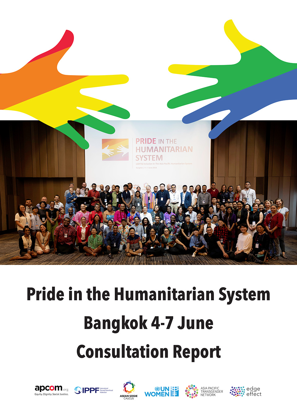 Pride in the Humanitarian System Consultation Report
