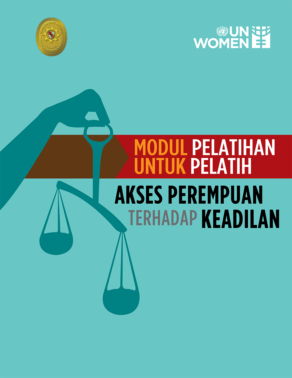 Training of Trainers module on Women's Access to Justice