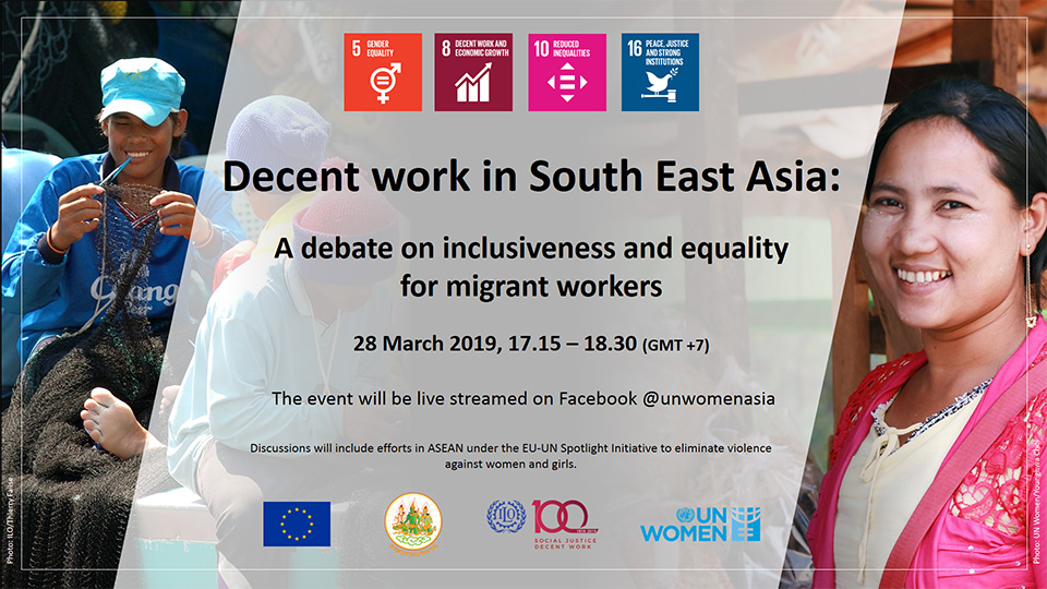 Decent Work in South East Asia