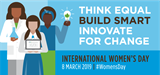 Think Equal, Build Smart, Innovate for Change