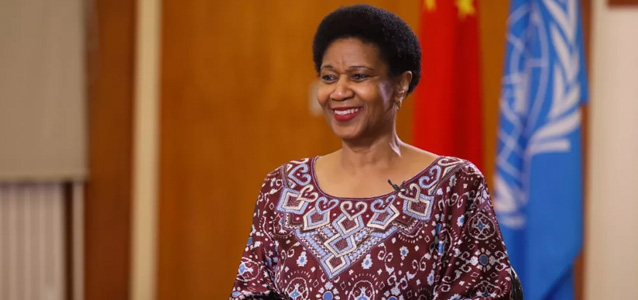 UN Under-Secretary-General and Executive Director of UN Women, Phumzile Mlambo-Ngcuka. Photo: UN Women