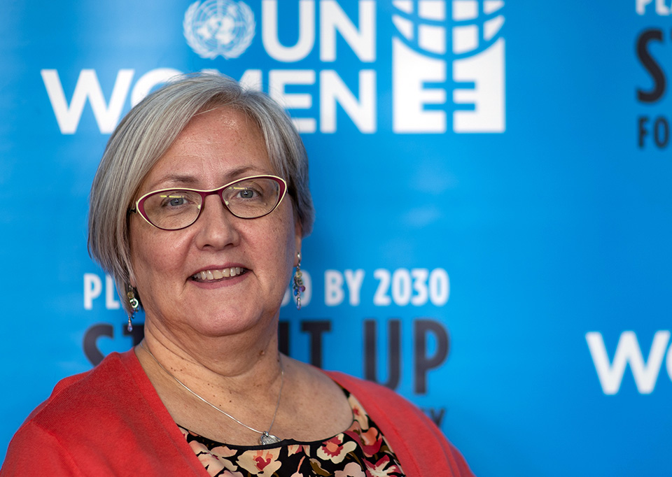 Donica Pottie, Canadian Ambassador to Thailand. Photo: UN Women/Pairach Homtong