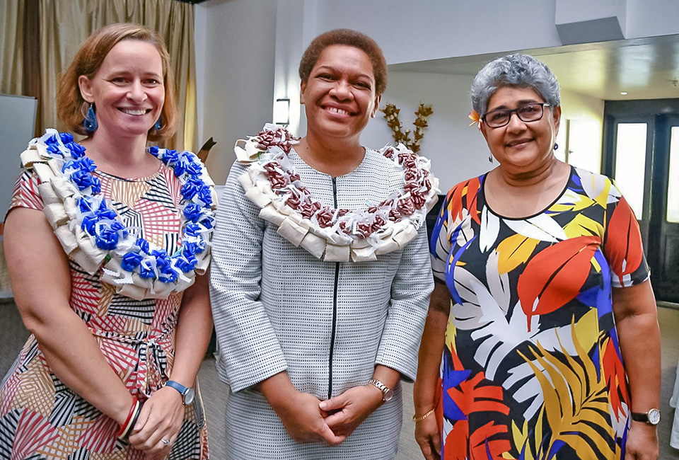 Photo: Courtesy of Department of Information, Fiji
