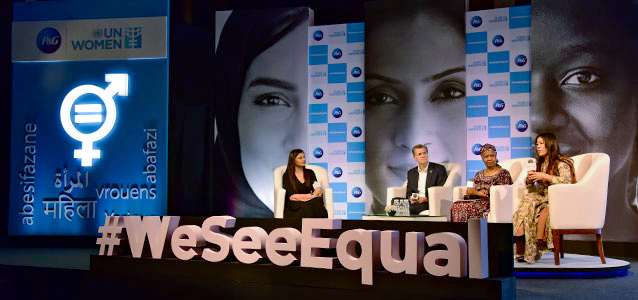 Procter & Gamble announces new commitment to gender equality