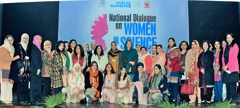 National Dialogue brings together stakeholders to promote women and girls participation in science