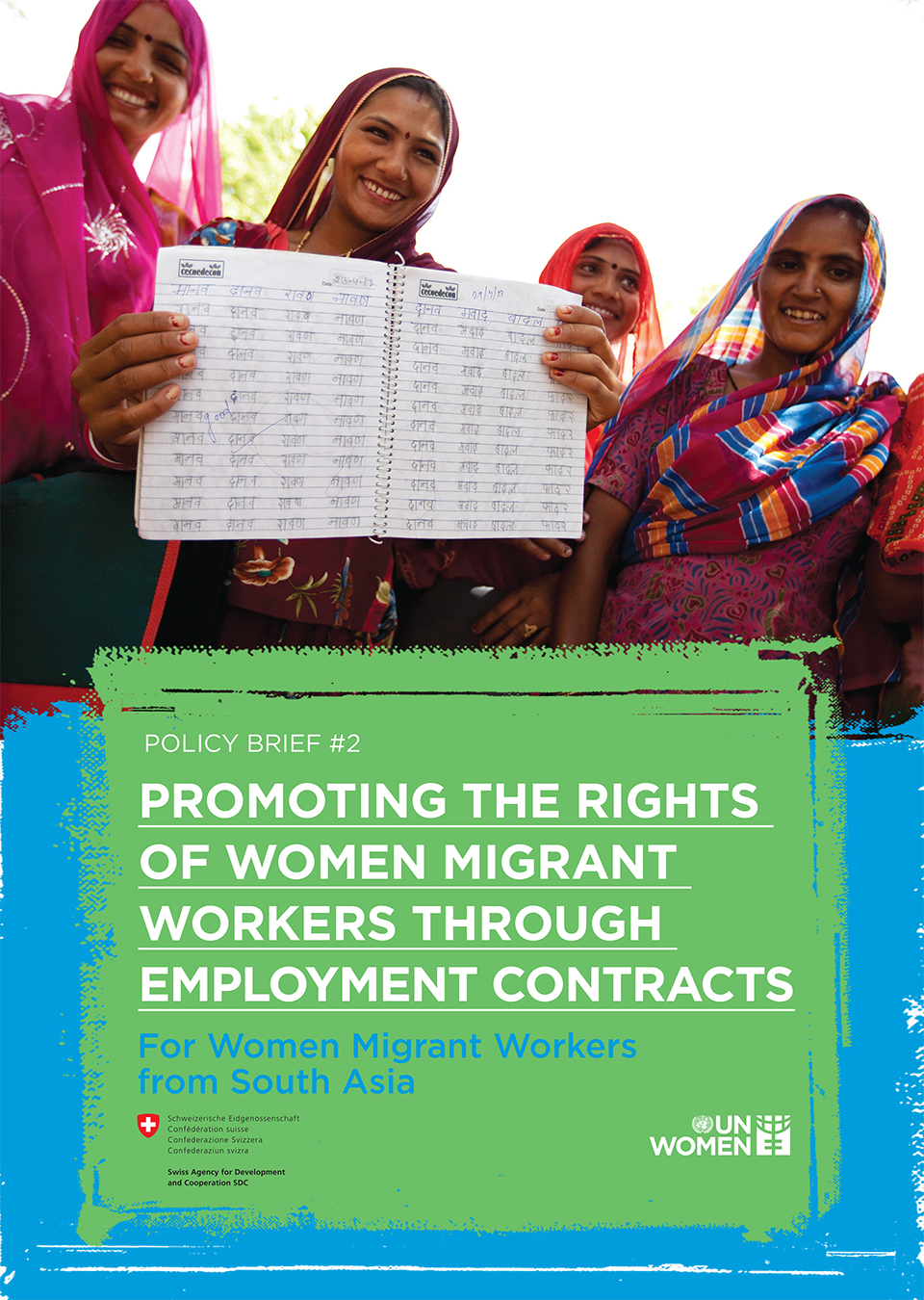 Promoting the Rights of Women Migrant Workers through Employment Contracts