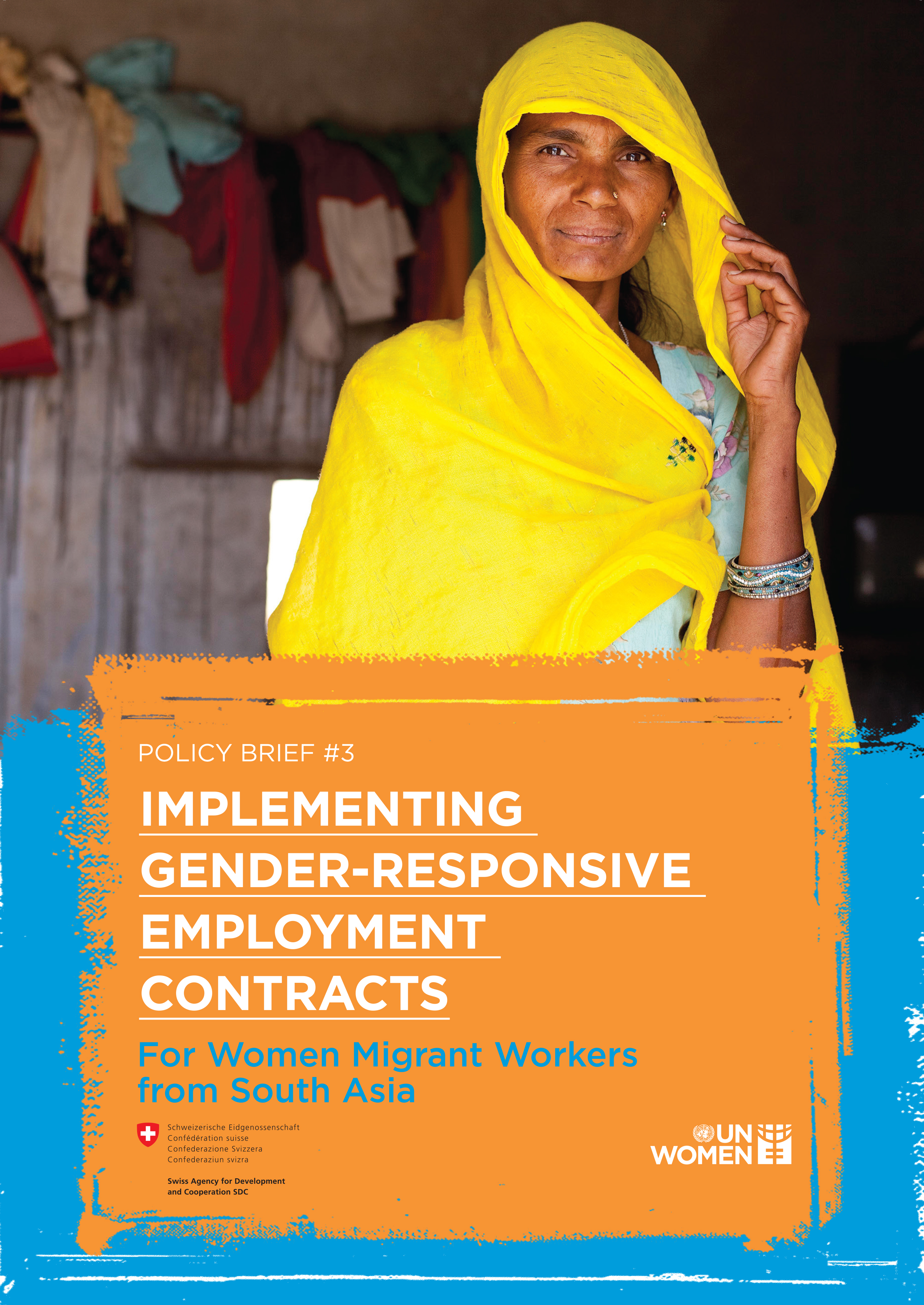 Migrant Workers in South Asia and the Middle East: Implementing Gender-Responsive Employment Contracts