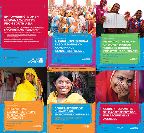 Migrant Workers in South Asia and the Middle East, a policy brief series