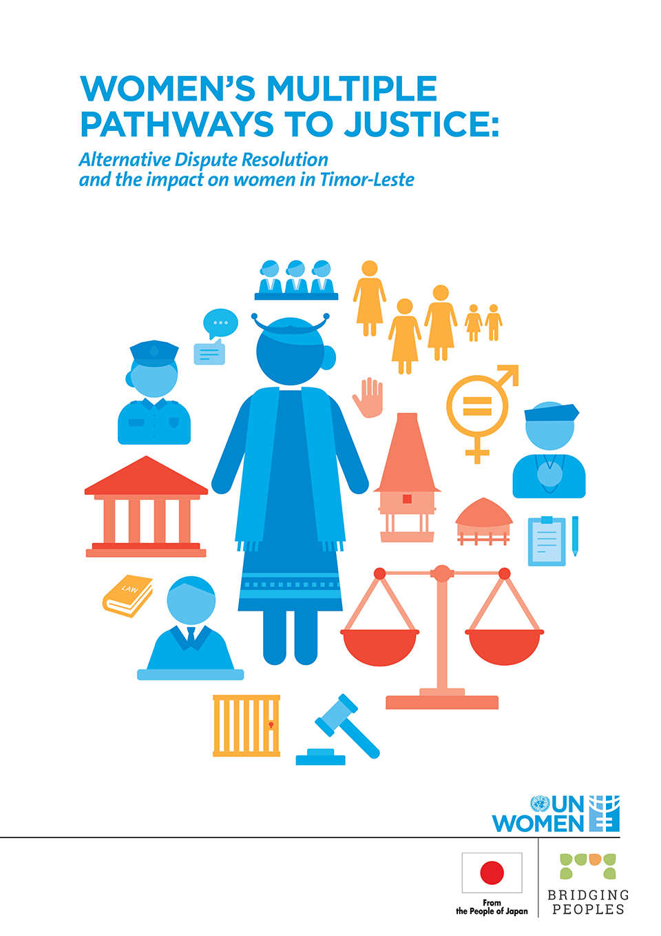 Women's Multiple Pathways to Justice in Timor-Leste: