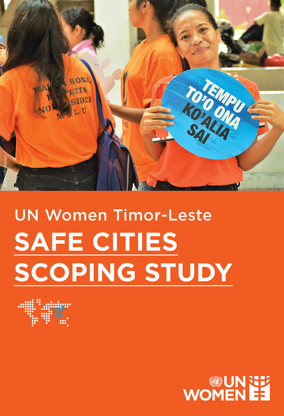 Safe Cities Scoping Study