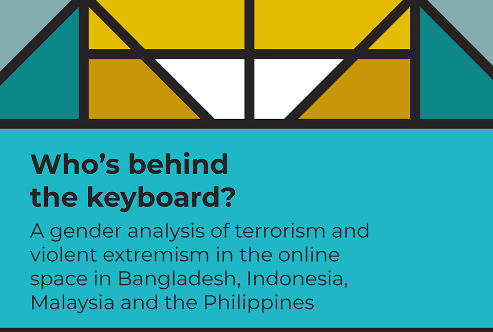 Who's behind the keyboard?