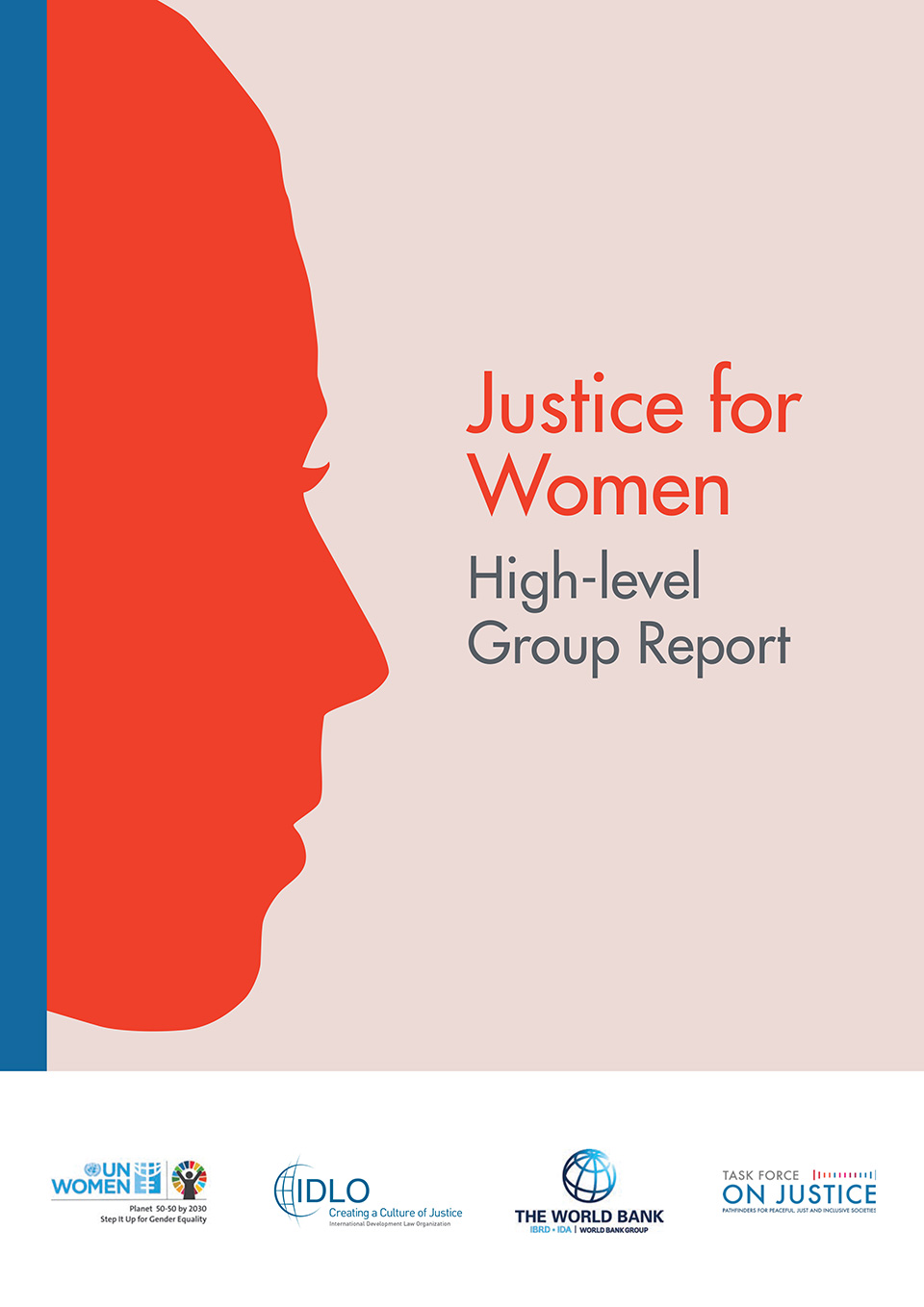 Justice for Women : High-level Group Report