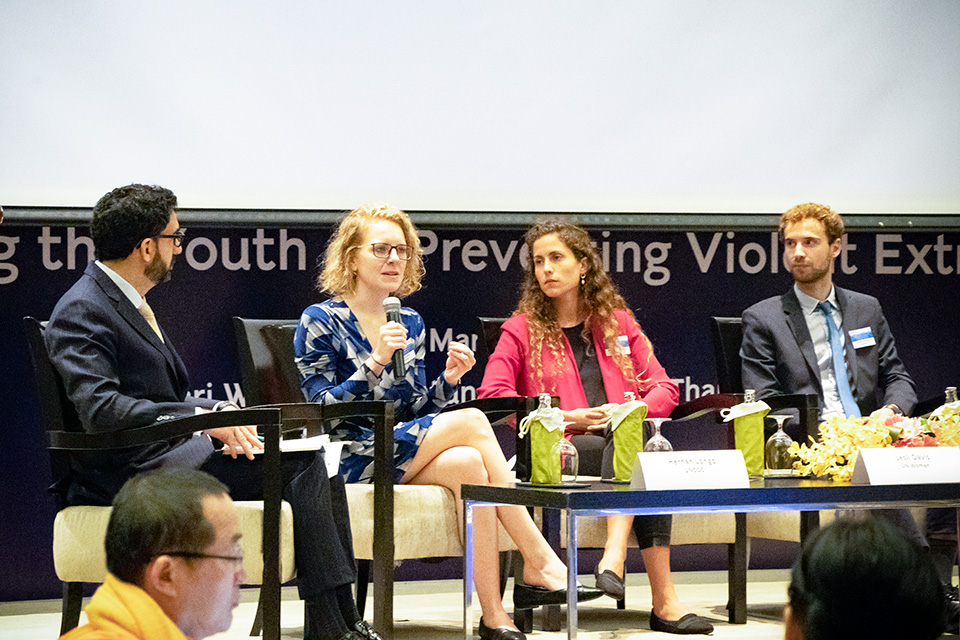 Women and youths encouraged to counter extremist groups