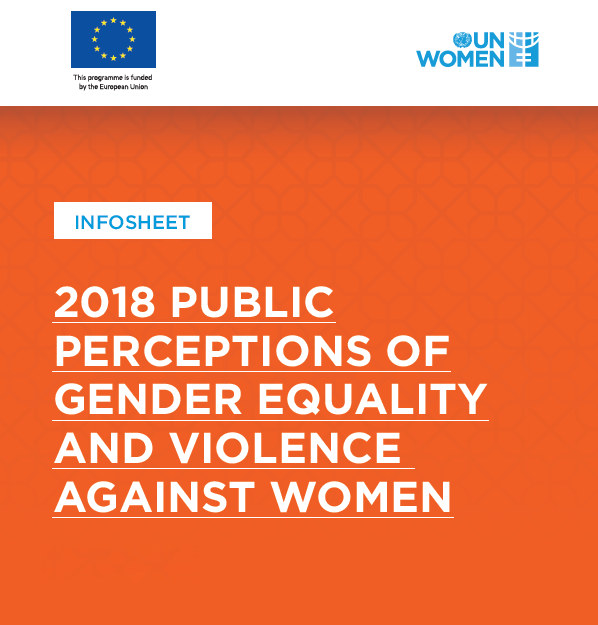 2018 Public Perceptions of Gender Equality