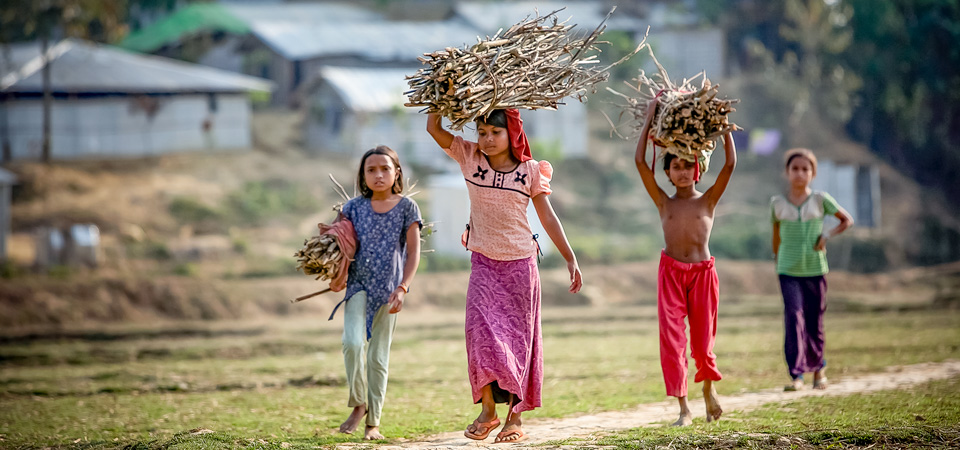 Support Rohingya women in Cox's Bazaar and others in need
