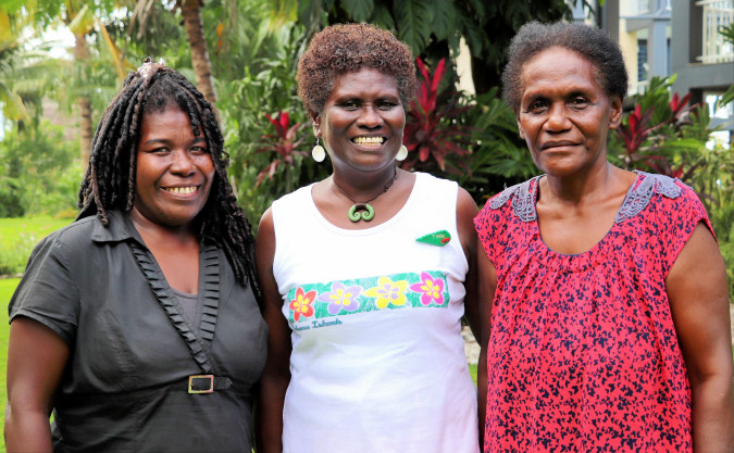 Meet the women pushing for equal representation in Solomon Islands provinces