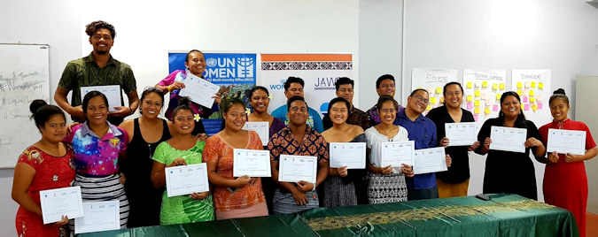 Sports Media Workshop Results in 14 Participants Being Awarded Pacific Games Media Internships