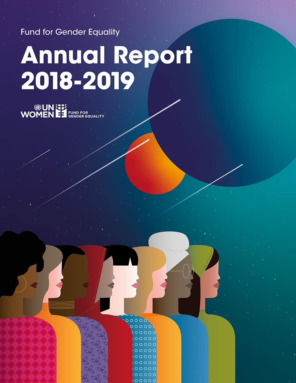 Fund for Gender Equality annual report 2018-2019