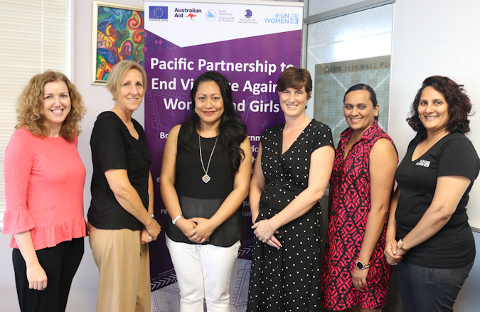 Tongan youth-led solutions to reduce violence against women and girls