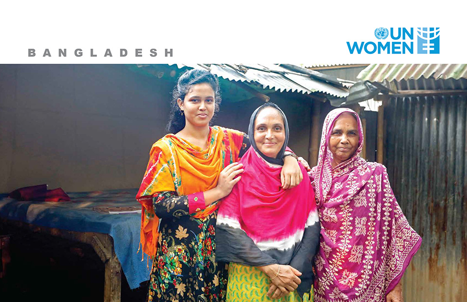 UN Women Bangladesh Booklet