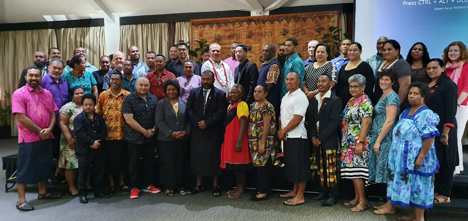Engaging Pacific Men to Prevent Violence Against Women and Girls