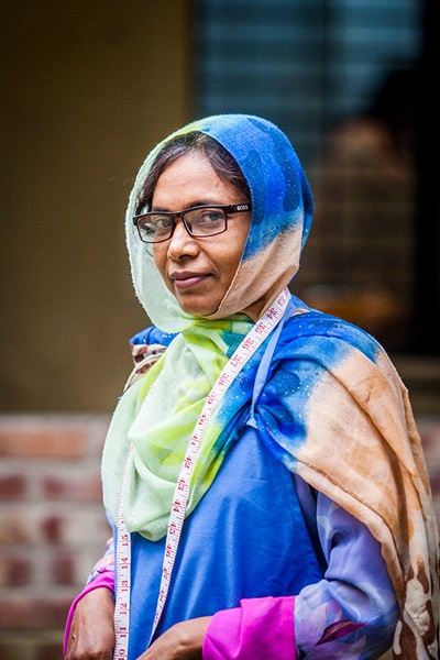Mussamad Nafiza. Photo: UN Women/Fahad Kaizer