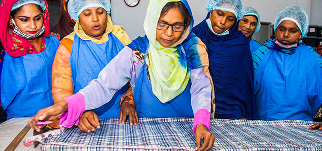 Growing women's entrepreneurship in Bangladesh