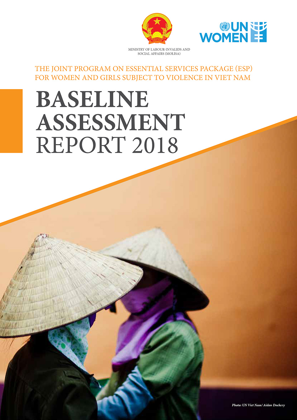 Essential Services Package  for Women and Girls subject to Violence - The Baseline Assessment Report in Viet Nam