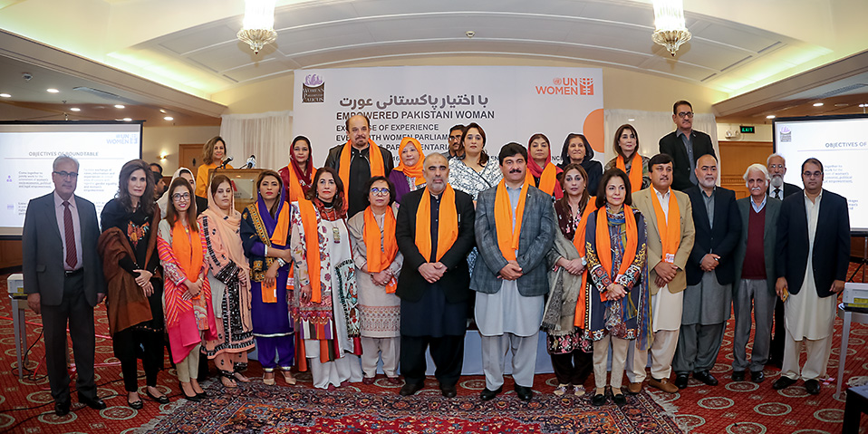 Empowered Pakistani Woman: An exchange of experience event with Women Parliamentary Caucuses and Parliamentarians