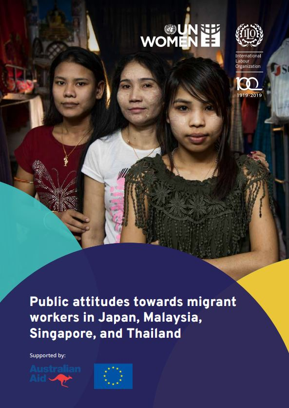 Public attitudes towards migrant workers in Japan, Malaysia, Singapore, and Thailand