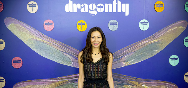 Pranapda (Pam) Phornprapha, founder of the Dragonfly. Photo: Courtesy of Dragonfly