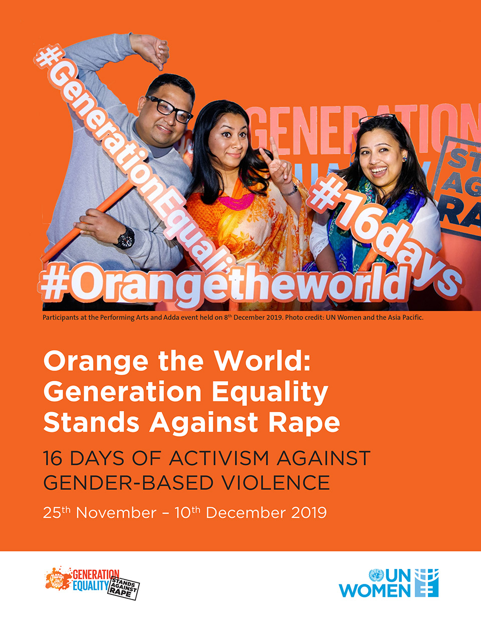 UN Women Bangladesh Newsletter | 16 DAYS OF ACTIVISM AGAINST GENDER-BASED VIOLENCE