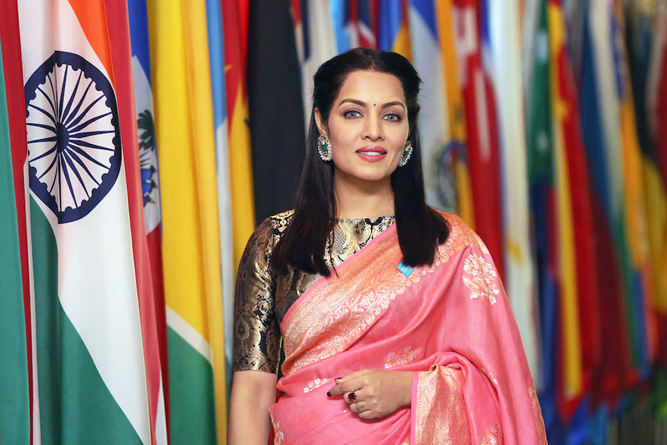 I am Generation Equality: Celina Jaitly, actor and activist