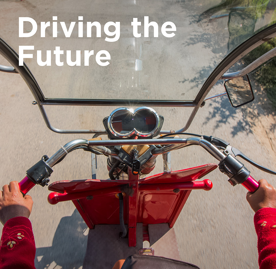 Driving the Future | Transforming Lives Through Women's Economic Empowerment