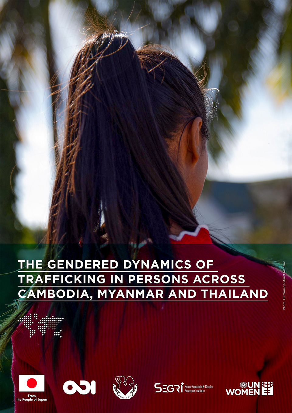 The gendered dynamics of trafficking in persons across Cambodia, Myanmar and Thailand