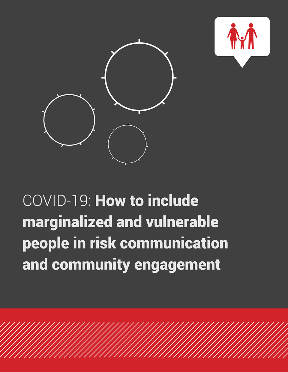 COVID-19: How to include  marginalized and vulnerable people in risk communication and community engagement