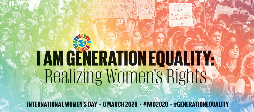 International Women's Day 2020 key events in Asia Pacific